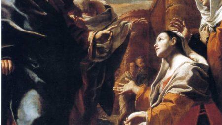 Meditazioni sul Vangelo – Mt 15,21-28: La cagnolina che fu resa figlia
