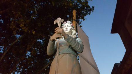 Il lavoro, i migranti, la fuga dei giovani siciliani e l'arroganza del potere: il discorso alla Città dell'arcivescovo Corrado Lorefice per il 393° Festino di Santa Rosalia