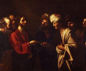 """""""Il tributo a Cesare"""" - di Bartolomeo Manfredi"""
