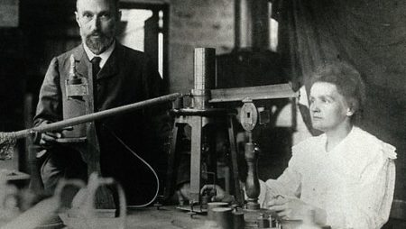 Marie Curie: un Dio che delude e un'anima disperata.