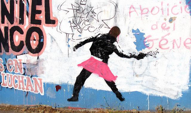 """Foto: """"Gender abolition"""" di Kristofher Munoz, su Flickr"""