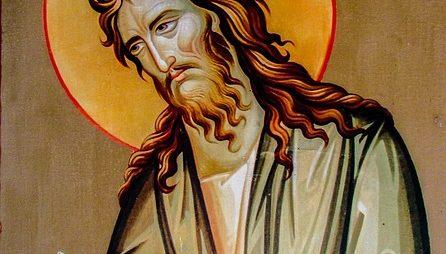 """""""Identità e testimonianza: Giovanni Battista"""". Introduzione alla lectio divina su Gv 1, 6-8.19-28"""