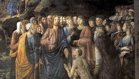 """""""L'impurità frantumata"""" – Introduzione alla Lectio Divina su Mc 1,40-45"""