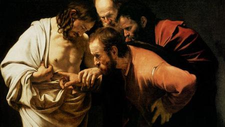 """""""Tommaso e il Cristo"""" – Introduzione alla lectio divina su Gv 20, 19-31"""