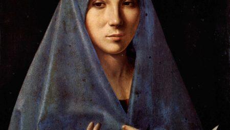 24/05/18 Il Mistero dell'Annunciata – Analisi e interpretazione dell'Annunciata di Antonello da Messina