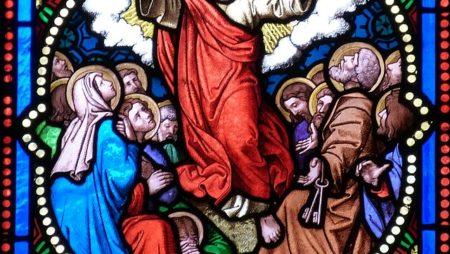 """""""L'Ascensione e la presenza di Cristo nella Chiesa"""" – Introduzione alla Lectio Divina su Mc 16, 15-20"""