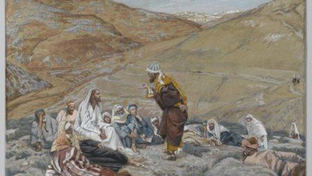 """""""La famiglia di Gesù"""" – Introduzione alla Lectio Divina su Mc 3, 20-35"""