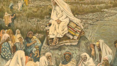 """""""Gesù ebbe compassione di loro"""" – Lectio Divina su Mc 6, 30-34"""