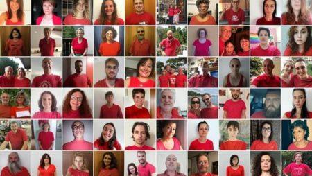 Magliette rosse e dintorni