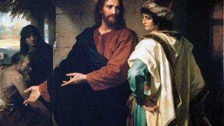 """""""Perché è dando che si riceve"""" – Introduzione alla Lectio Divina su Mc 10, 17-30"""