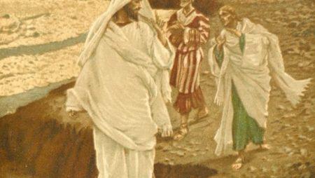 """""""Alla destra e alla sinistra"""" – Introduzione alla Lectio Divina su Mc 10, 35-45"""