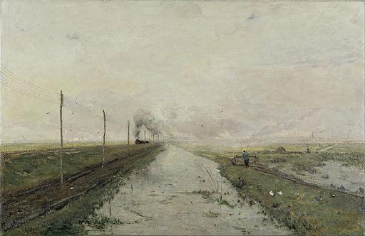 Paul_Gabriël_-_Landscape_with_a_train_-_Google_Art_Project