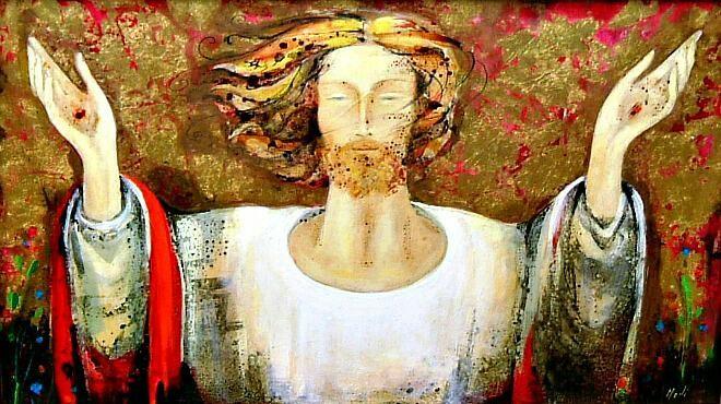 """Gesù venne, stette in mezzo a loro e disse loro: 'Pace a voi!'"""" -  Introduzione alla Lectio Divina su Gv 20, 19-23 - Solennità di Pentecoste –  Tuttavia"""