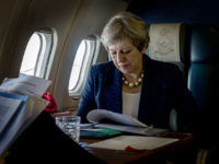 Prime Minister Theresa May attended the Munich Security Conference. di Number 10, su Flickr