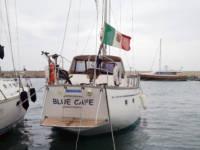 Barca a vela Blue Cafe