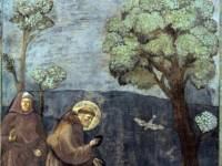 804px-Giotto_-_Legend_of_St_Francis_-_-15-_-_Sermon_to_the_Birds