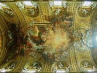 Baciccio, Trionfo del nome di Gesù, Chiesa del Gesù a Roma, 1672-1679.