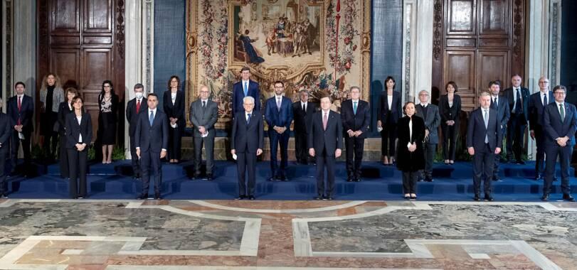 foto di proprietà della Presidenza della Repubblica.